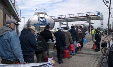 Fuel Relief Fund – Hurricane Sandy