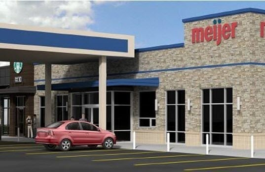 Meijer Unveils All-New Convenience Store and Gas Station Design